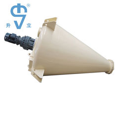 China Large Capacity Vertical Conical Screw Mixer With Non Residual Discharge Double Screw supplier