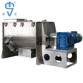 China Stainless Steel Powder Ribbon Blender Easy Cleaning For Powder / Granule Mixng distributor