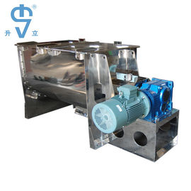 China High Precision Small Mixer Ribbon Blender With 500L Capacity For Powder Mixture factory