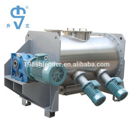China Horizontal Ploughshear Mixer For Animal Feed / Cement Plants / Fly Ash Plant factory